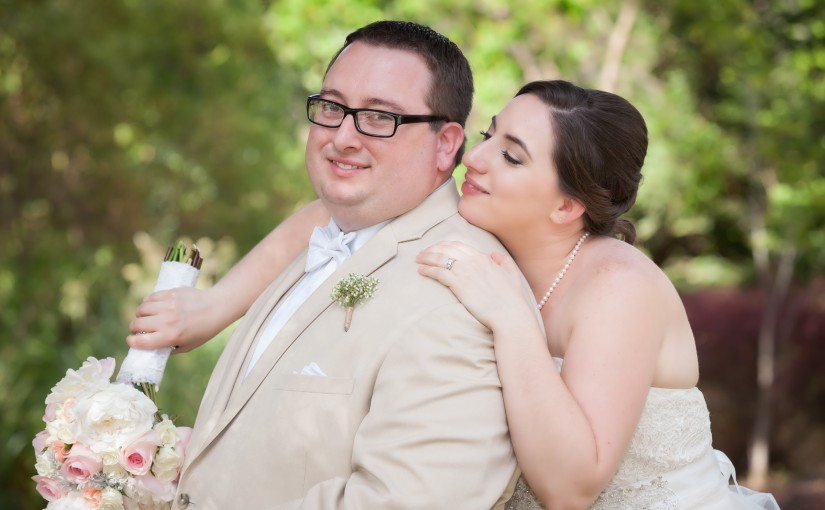 Samantha & JD's Vintage Garden Wedding