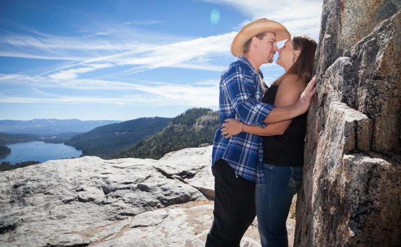 Adena & Buster Engagement Photos