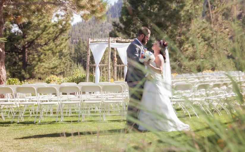 Amanda & Matthew's Mountain Wedding at Tannenbaum an Alpine Event Center