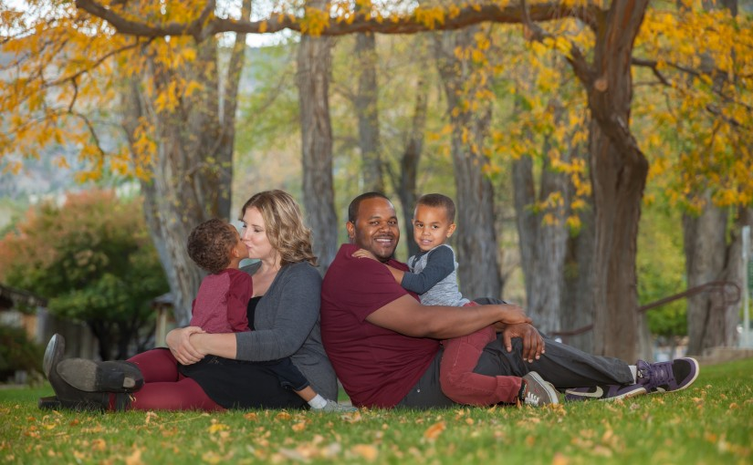 Fall Family Portrait Session in Genoa NV. – The Henry Family
