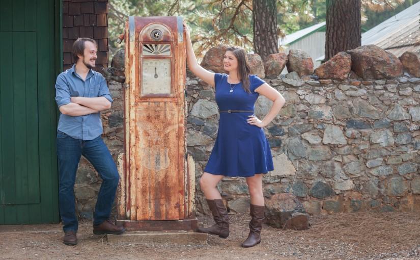 Rein & Rhiannon's Engagement Photos
