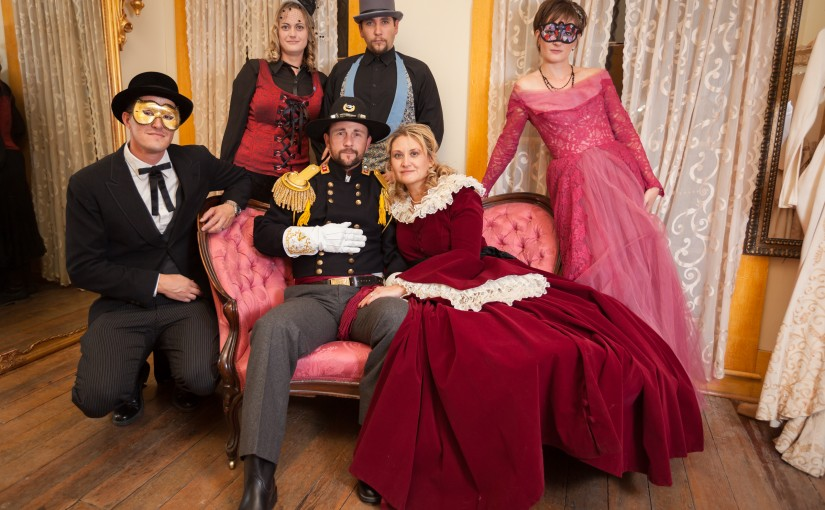 Blast from the Past – Nevada Day in Virginia City 2014
