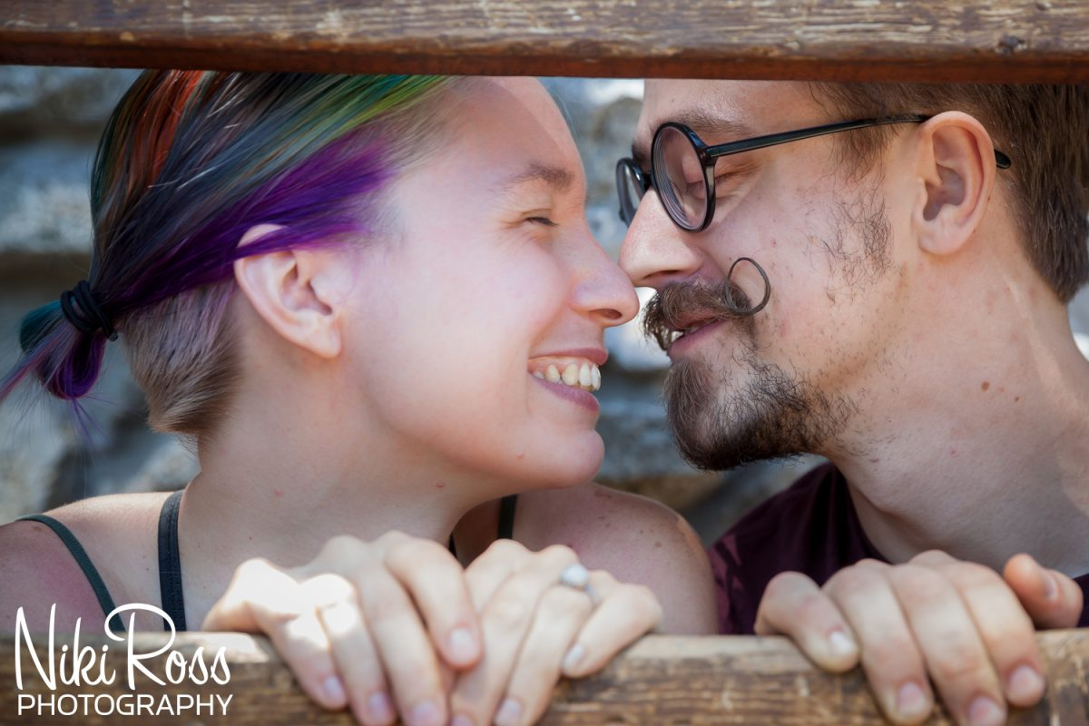 Hiking Engagement Session-19