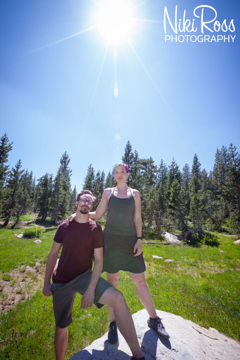 Hiking Engagement Session-31