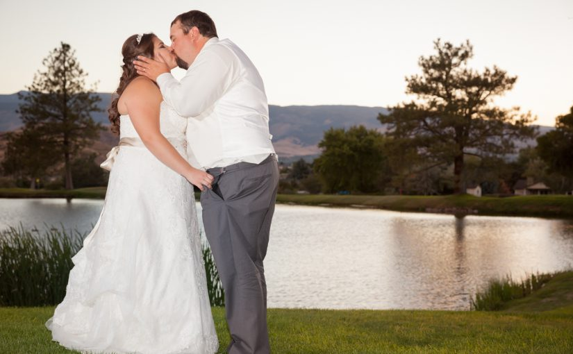 Anissa & Jared's Reno Wedding at Hidden Valley Country Club