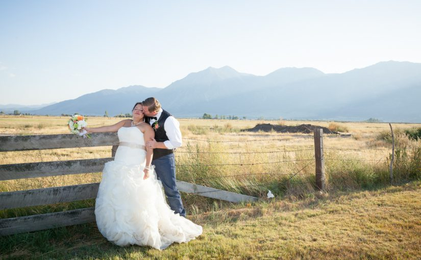 Dangberg Home Ranch Wedding – Trevor & Nikki's 10 year wedding vow renewal