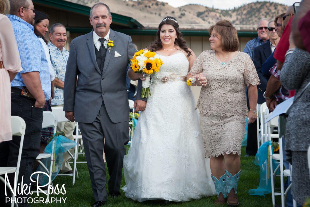 Lawanne ross wedding