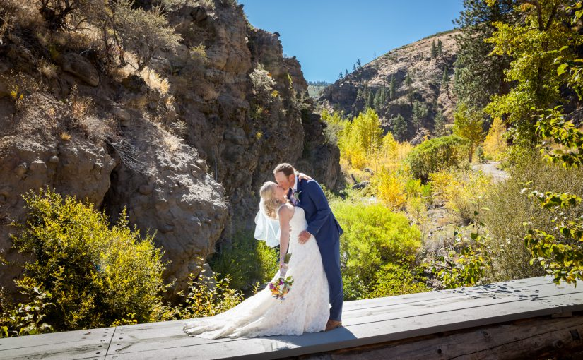 Heidi & Phillip's Rustic, Vintage Mountain Wedding