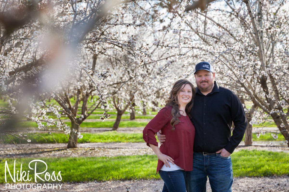 Almond Orchard Engagement-11