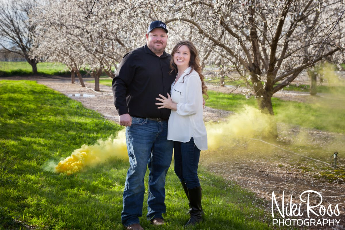 Almond Orchard Engagement-16