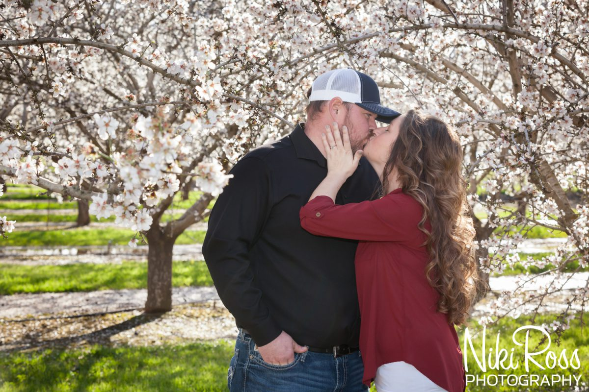 Almond Orchard Engagement-6