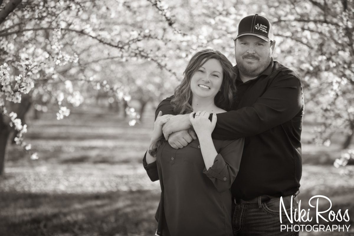 Almond Orchard Engagement-9