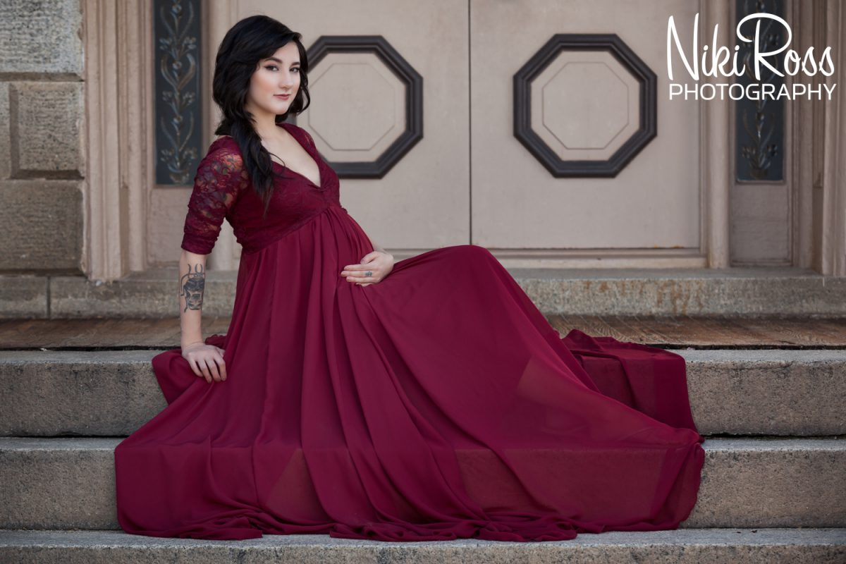 Nevada Maternity Portrait Session http://nikirossphotography.com