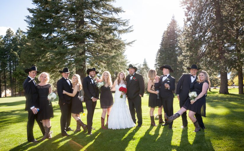 Ryan and Meredith's Wedding in Lake Almanor