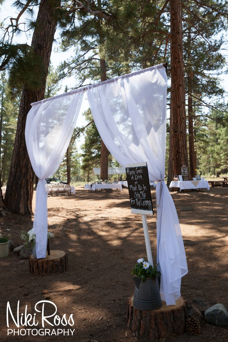 Camping Themed Wedding-36