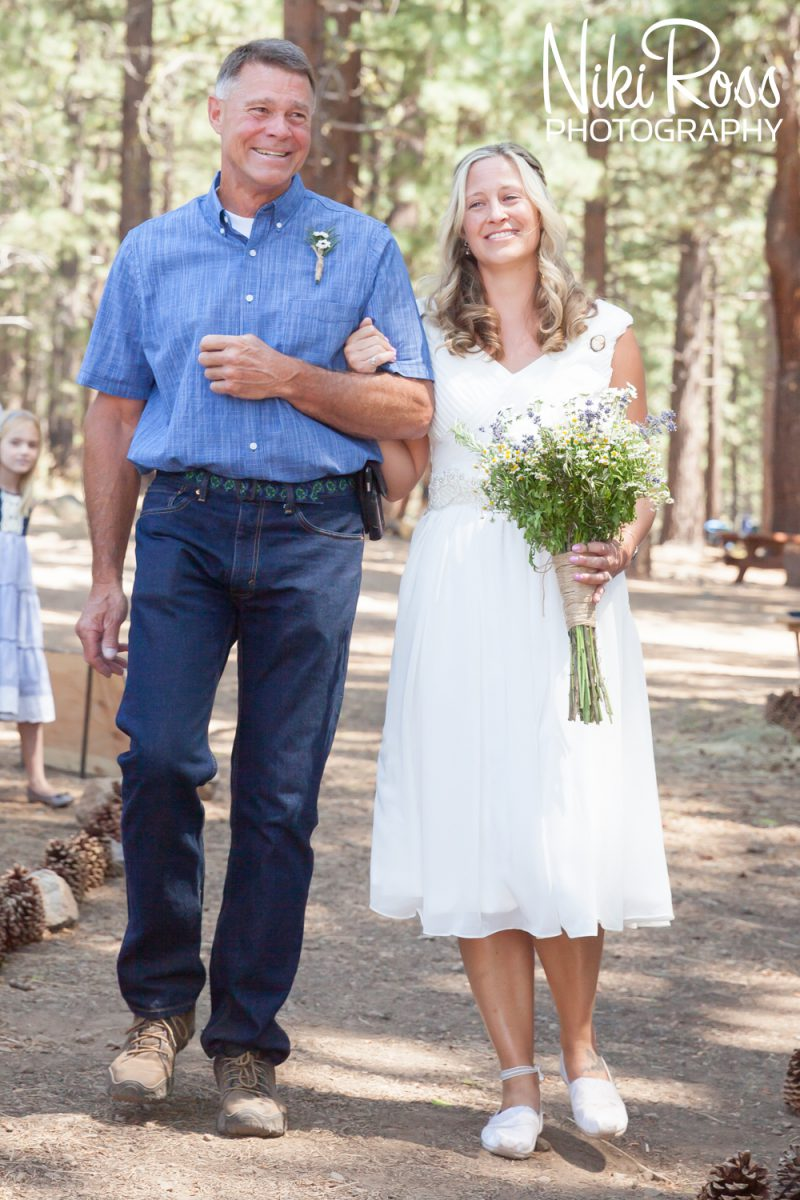 Camping Themed Wedding-40
