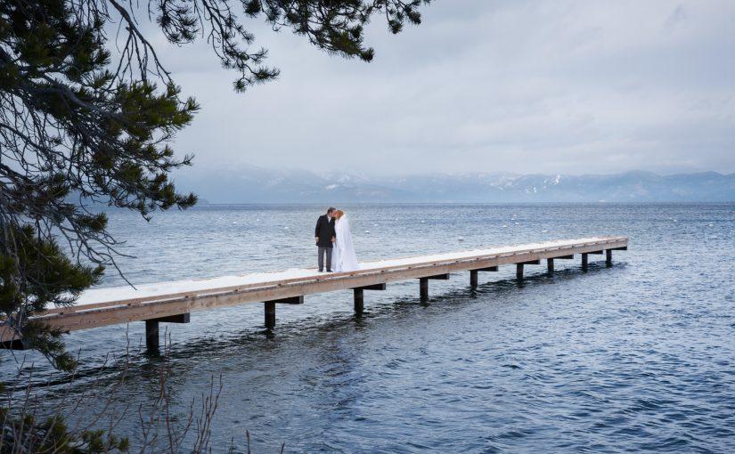 Steven & Christine's Lake Tahoe Elopement