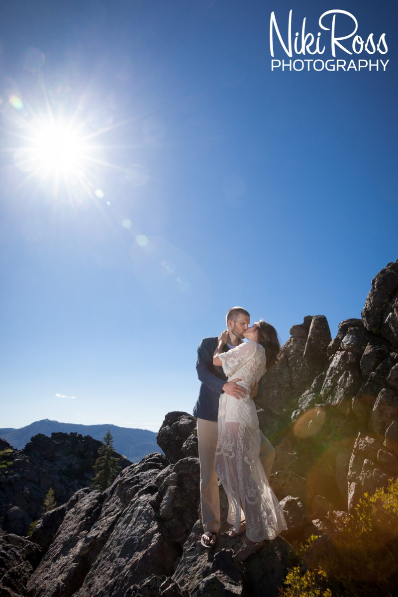 Lakes Basin Recreation Area Engagement Session