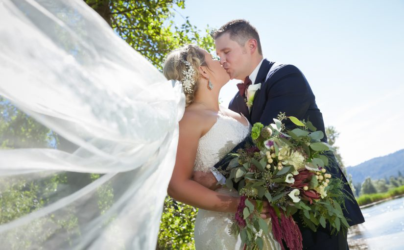 Northern CA wedding at Greenhorn Ranch