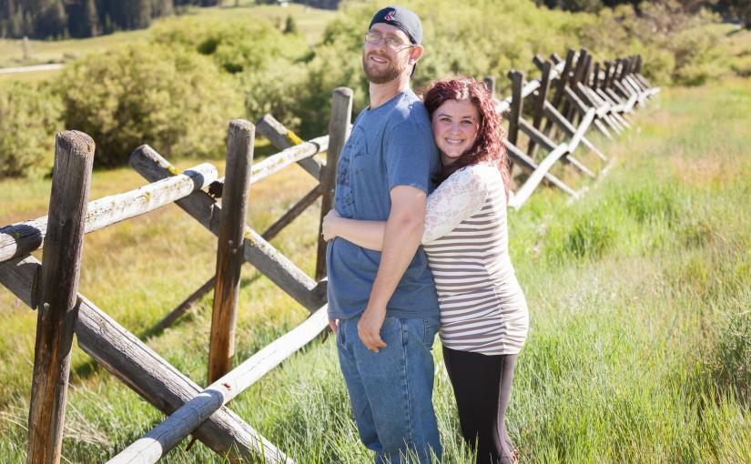 Matthew & Amanda's Squaw Valley Engagement Session